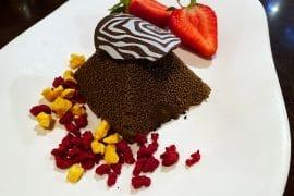 vegan dessert Tusker House