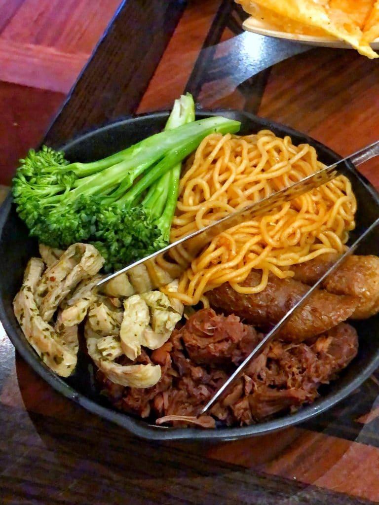 Vegan Disney Food Review: Dinner at
