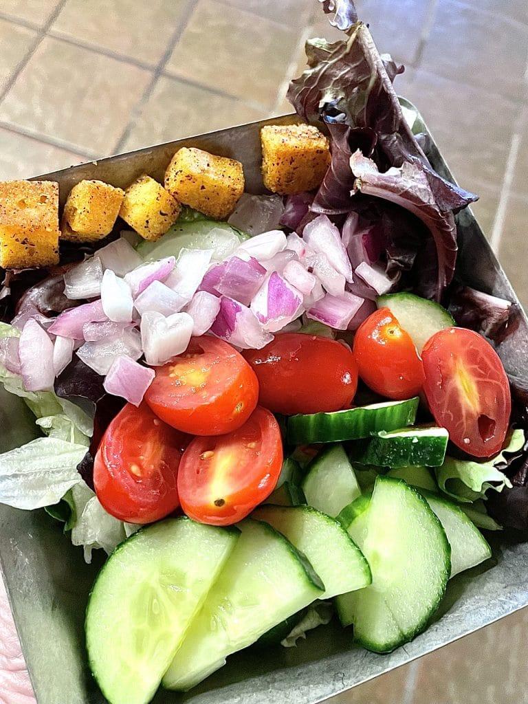 Trails End Salad