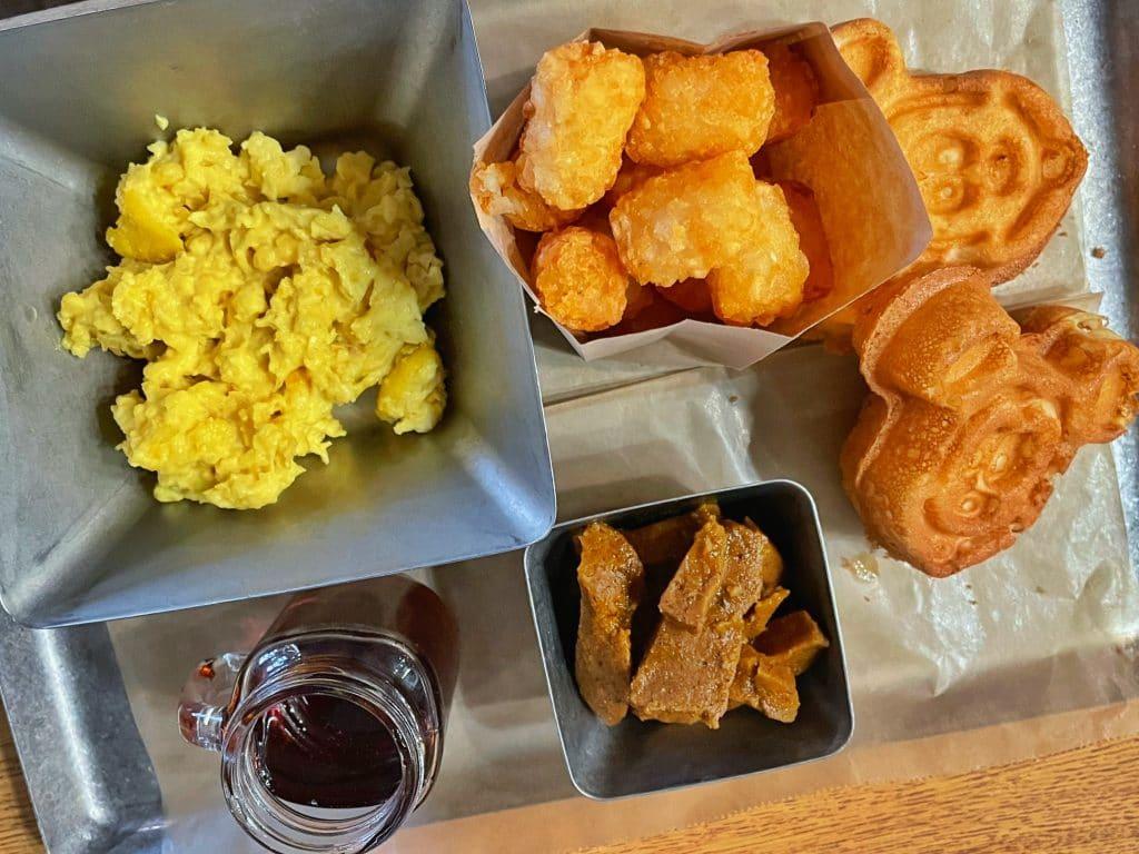 Reopened Trails End Vegan Family Style Breakfast Skillet