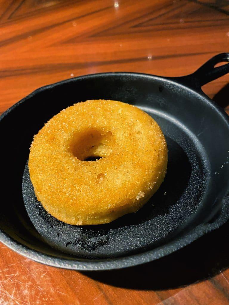 Vegan Cinnamon Sugar Donut Ohana
