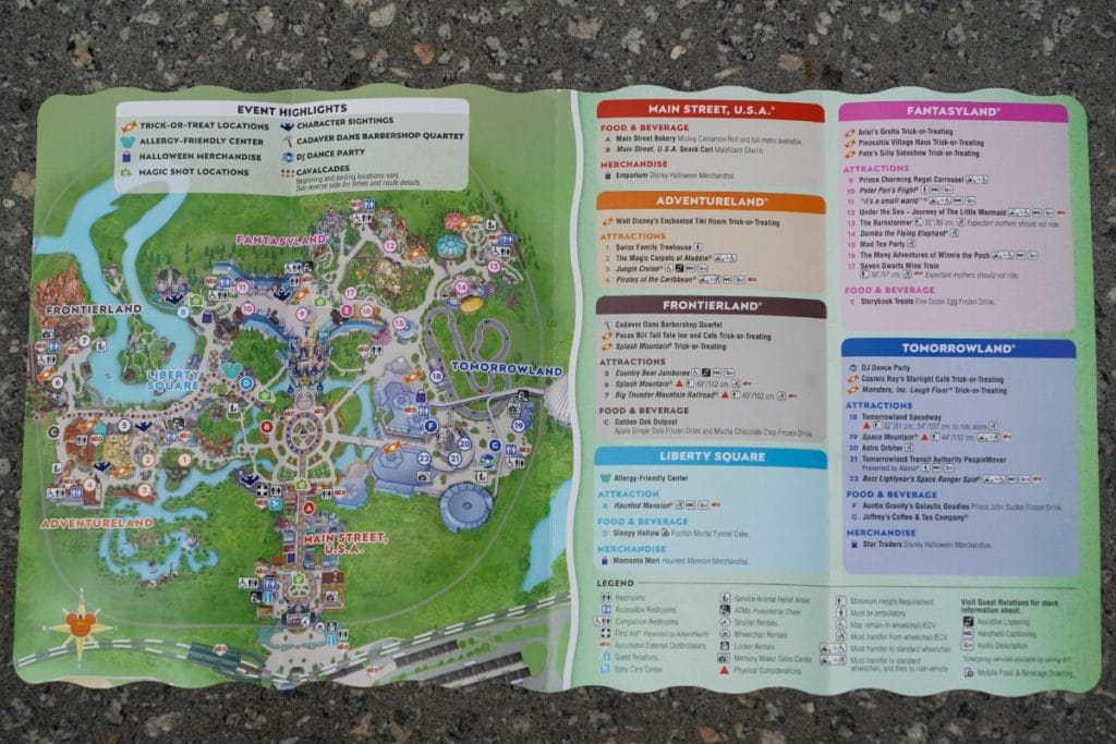 Boo Bash Map