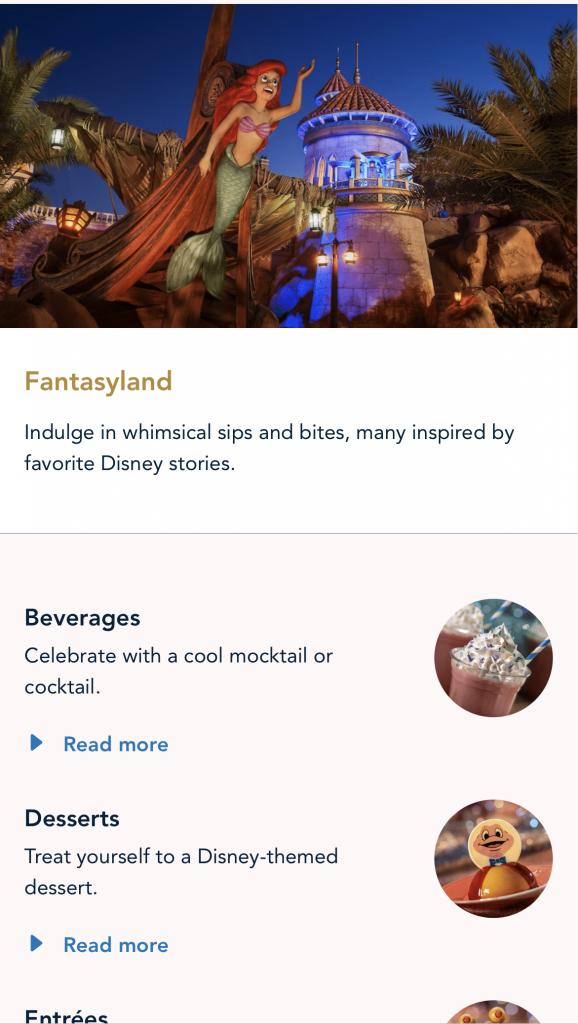 My Disney Experience 50th Anniversary