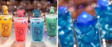 Vegan Walt Disney World 50th drinks