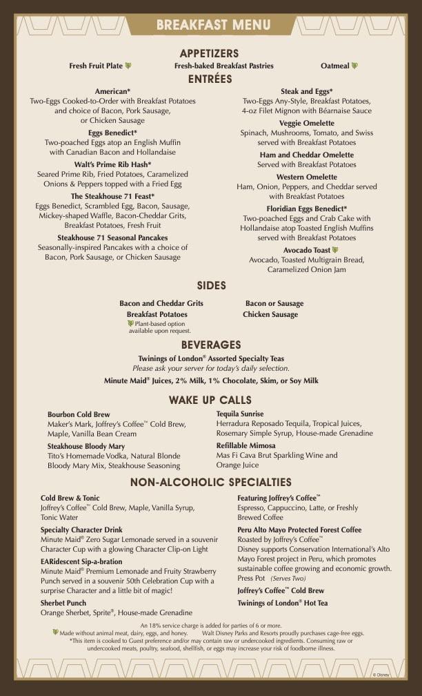 Steakhouse-71-Breakfast-Menu
