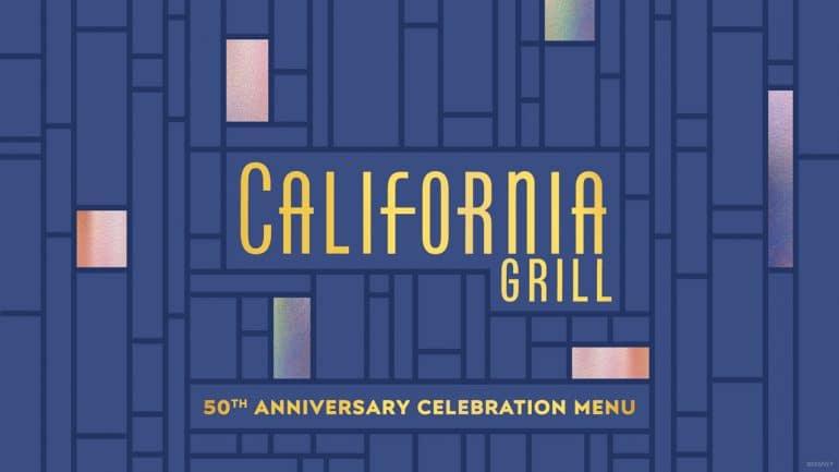 california grill 50th