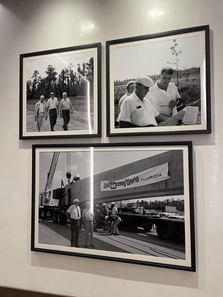 Steakhouse 71 vintage WDW photos